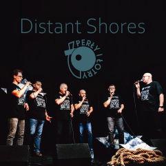 Okładka Distant Shores