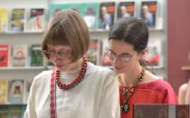 Ania Wilczyńska i Małgorzata Lewandowska