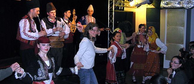 Bułgarskie rytmy w OKO