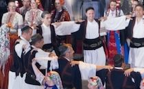 Góralski zespół folklorystyczny z Bułgarii