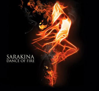 """Dance of Fire"" - Sarakina"