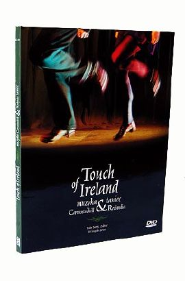 Touch of Ireland DVD