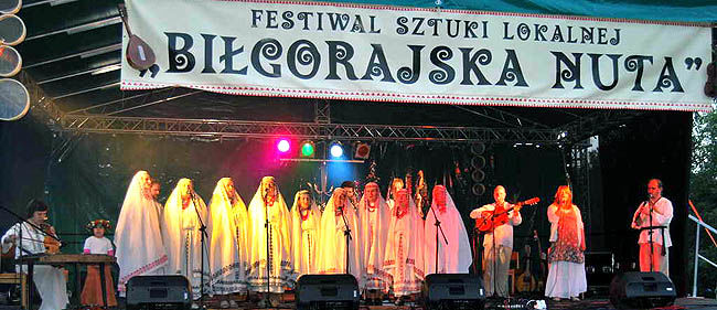 Zespół Śpiewaczy i Kapela Drewutnia