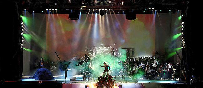 Excalibur Show