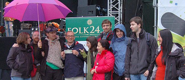 Fani Folk24 w Sosnowcu