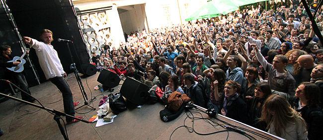"Festiwal Etno-Jazzowy ""Flugery Lwowa"""