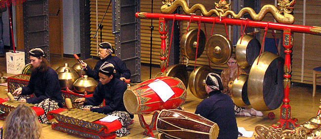 Warsaw Gamelan Group