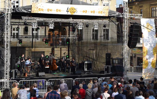 """Festiwal Folkowy """"4 Strona Karpat"""""""