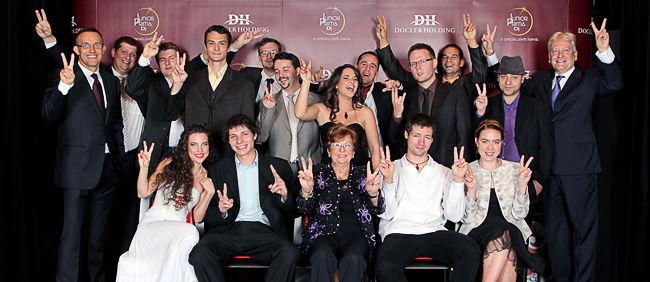 Węgierska Junior Prima Award 2012