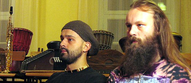Konrad i Kamil Rogińscy