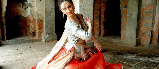 Taniec Kathak