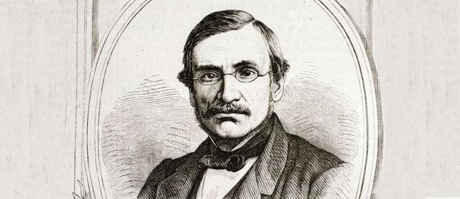 Oskar Kolberg - drzeworyt