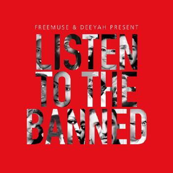 Okładka płyty Listen to the banned