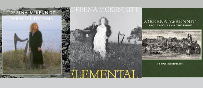 Płyty Loreeny McKennitt