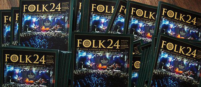 Magazyny FOLK24 (1/2016)