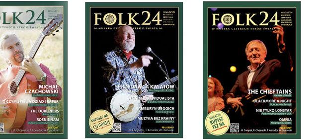 Trzy Magazyny Folk24