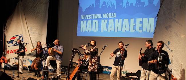"VI Festiwal Morza ""Nad Kanałem"""