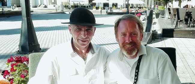 Peter Hurley i Grigore Les