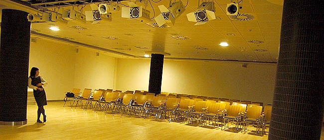 Sala kameralna Agora Bytom