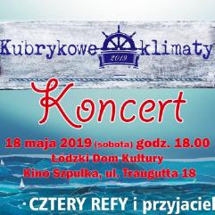 Fragment plakatu Kubrykowe klimaty