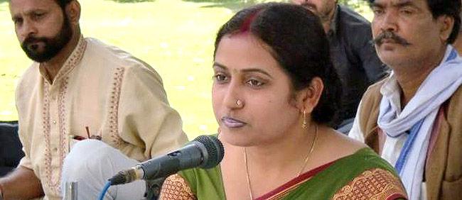 Seema Tiwari