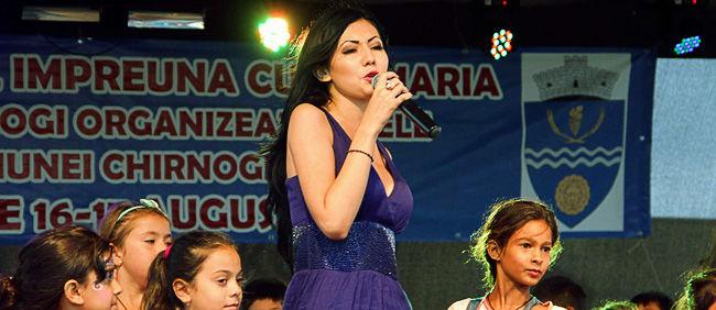 Sorina, gwiazda manele