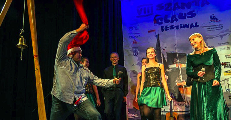 VIII Szanta Claus Festiwal