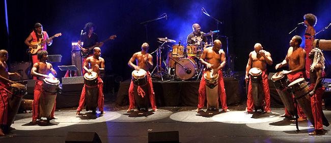 Les Tambours de Brazza