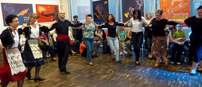 Warsztaty tańca greckiego