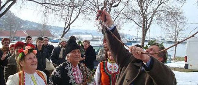 Trifon Zarezan w Sozopolu