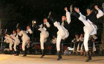 Rumuńscy tancerze