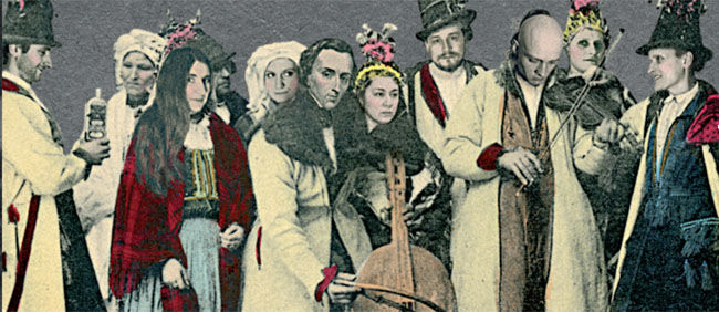 U źródeł muzyki Chopina