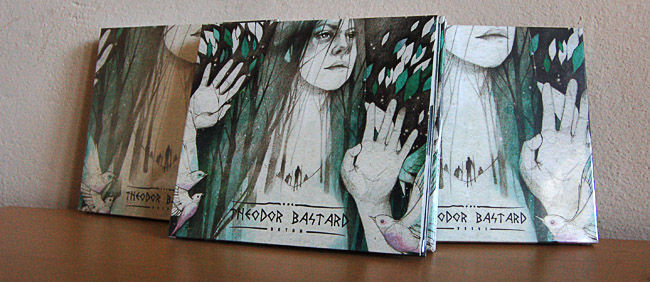"CD ""Vetvi"" - Theodor Bastard"