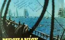 Mechanicy Shanty LP okładka
