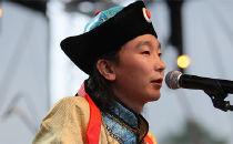 Xu Jingchen z zespołu Hanggai