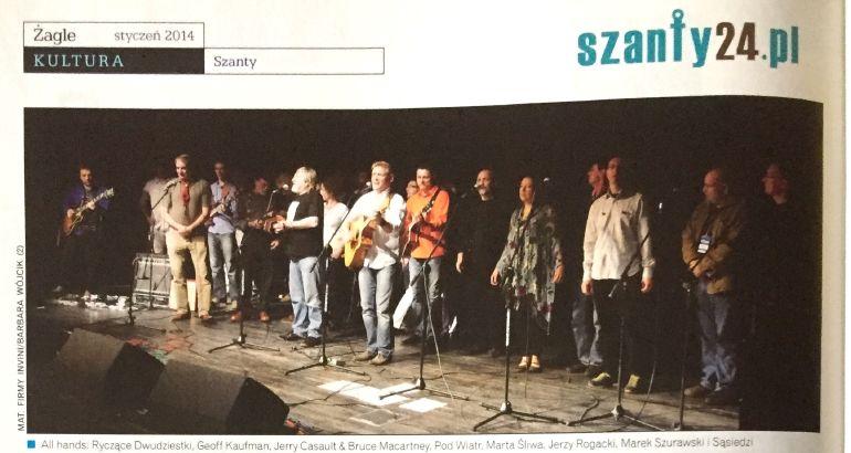 Magazyn Żagle 1/2014