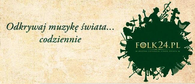 Plakat Folk24.pl