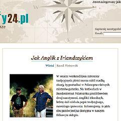 Strona startowa Szanty24.pl